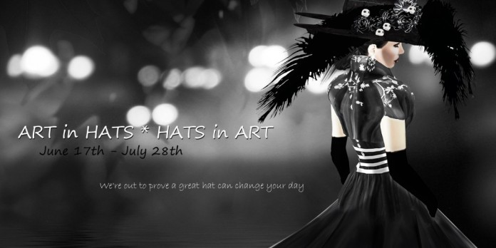 art in hats