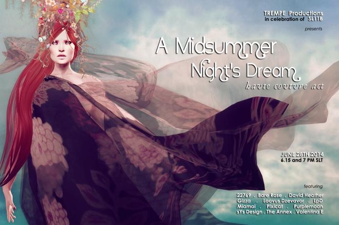 Midsummer poster v1